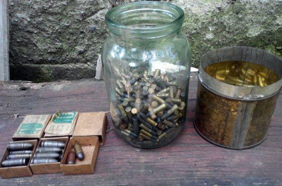 На Полтавщине задержали «коллекционера» боеприпасов (ФОТО) (фото) - фото 1