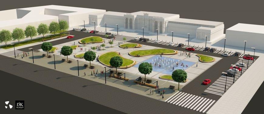 В Запорожье презентовали проект европейской привокзальной площади (ФОТО, ВИДЕО) (фото) - фото 4