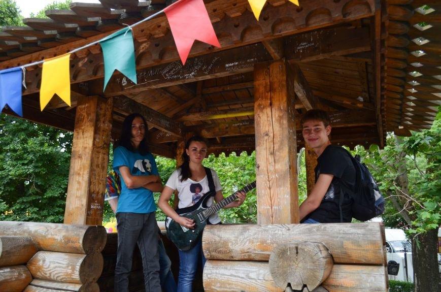 Николаевская «Сказка» собрала горожан на детский рок-фестиваль (ФОТО) (фото) - фото 2