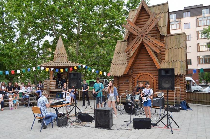 Николаевская «Сказка» собрала горожан на детский рок-фестиваль (ФОТО) (фото) - фото 7
