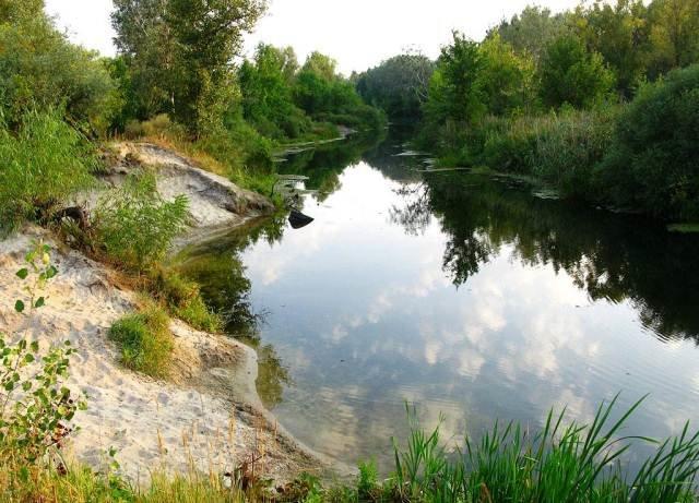 На Днепропетровщине откроется первый в области национальный природный парк, фото-1