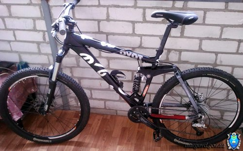 В Мариуполе задержан серийный похититель велосипедов (ФОТО), фото-1