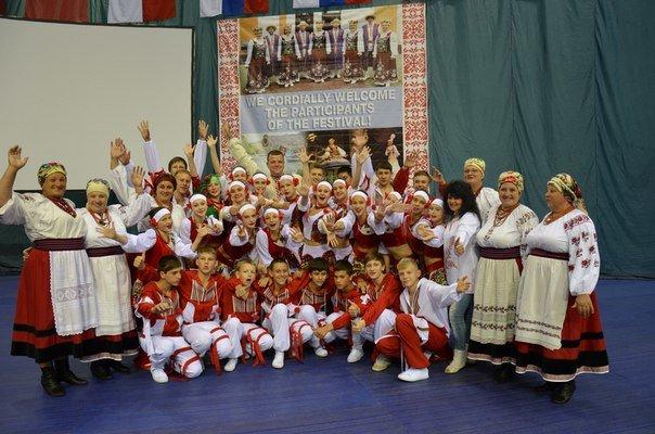 Павлоградский коллектив представлял Украину на международном фестивале в Беларуси (фото) - фото 1