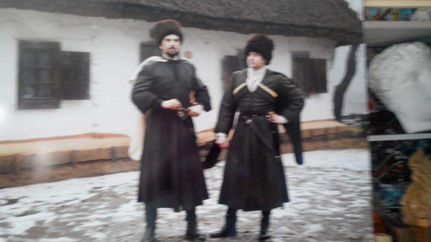 В Краматорске прибыли «Воины сквозь века» (фото) - фото 3