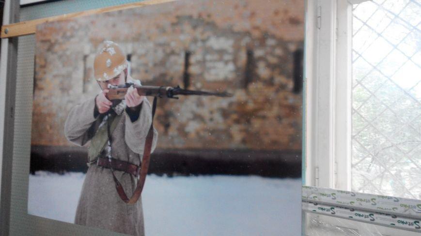 В Краматорске прибыли «Воины сквозь века» (фото) - фото 6