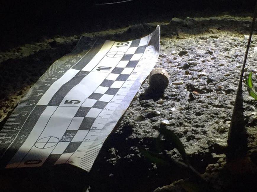 В парке Нивки неизвестный открыл стрельбу, есть пострадавшие (ФОТО) (фото) - фото 1