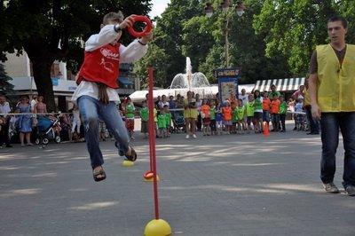 В Івано-Франківську відбулися спортивні забави «Олімпійське літо-2015» (ФОТО (фото) - фото 4