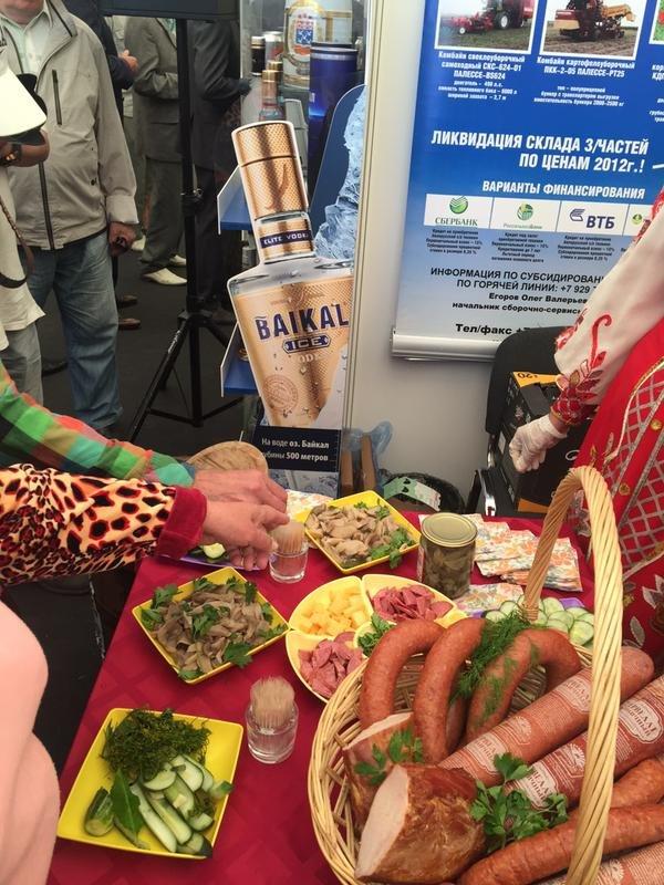 Ульяновские огурчики покорили федерального министра сельского хозяйства. Фото (фото) - фото 4