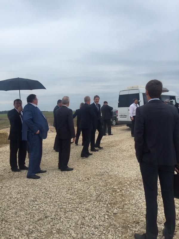 Ульяновские огурчики покорили федерального министра сельского хозяйства. Фото (фото) - фото 2
