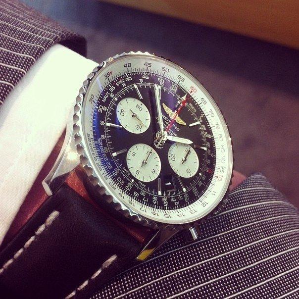 Почему мужчины выбирают часы Breitling? (фото) - фото 4