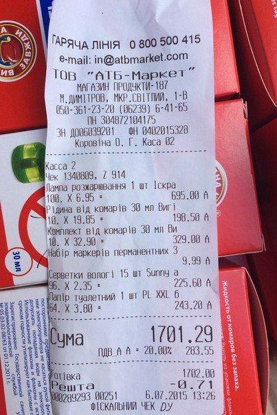 Димитровские патриоты  оказали гуманитарную помощь украинским военным (фото) - фото 3
