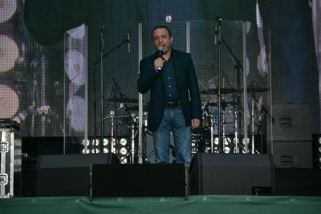 Десять тысяч черниговцев посетили концерт групп «НеАнгелы» и «ТІК», фото-8