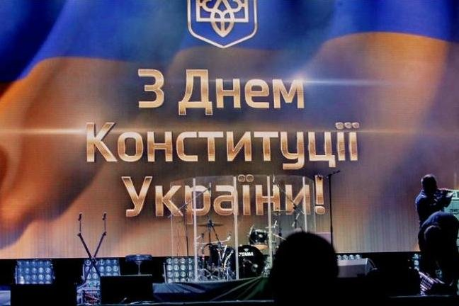 Десять тысяч черниговцев посетили концерт групп «НеАнгелы» и «ТІК», фото-6