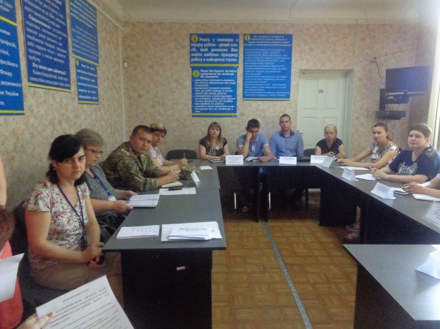 В Красноармейске переселенцам помогут…переселенцы (фото) - фото 1
