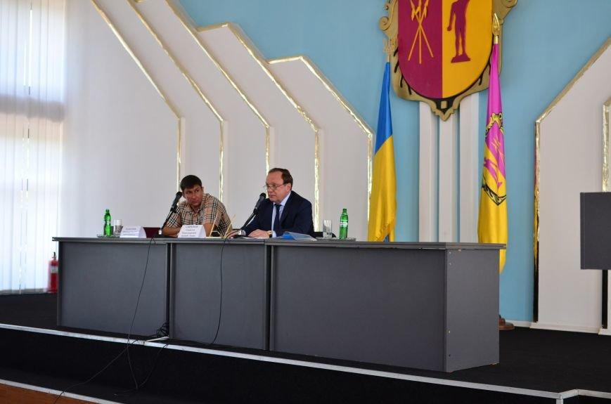 Как прошла сессия Днепродзержинского горсовета (фото) - фото 7