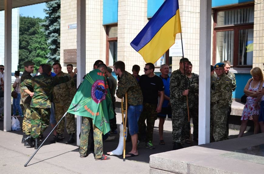 Как прошла сессия Днепродзержинского горсовета, фото-4