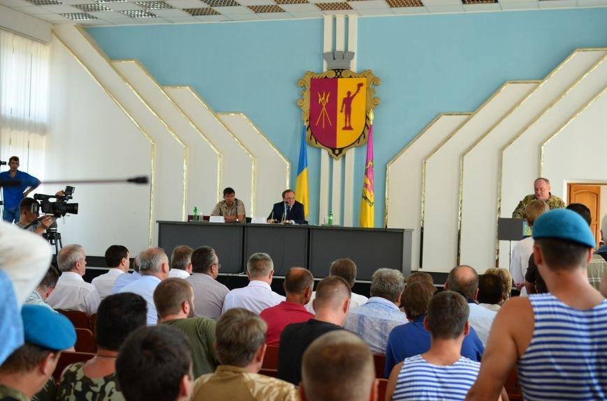 Как прошла сессия Днепродзержинского горсовета (фото) - фото 6