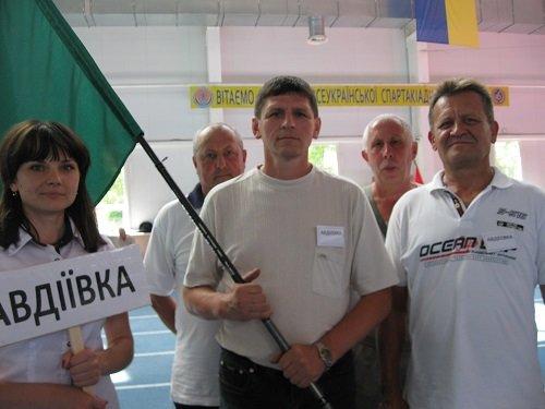 «Сильные духом» спортсмены из Авдеевки приняли участие в региональных соревнованиях (ФОТО), фото-1