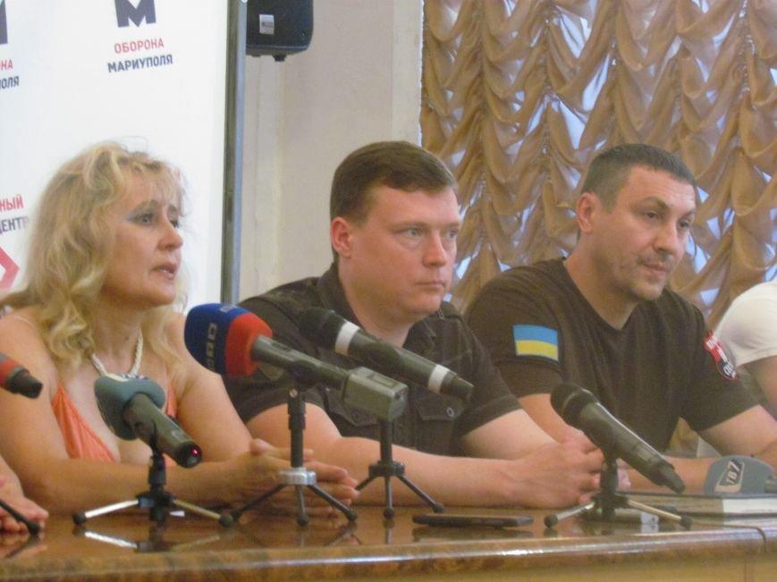 Мариупольцы не выпустят украинские войска из Широкино, если будет приказ о выводе, - общественники (ФОТО), фото-2
