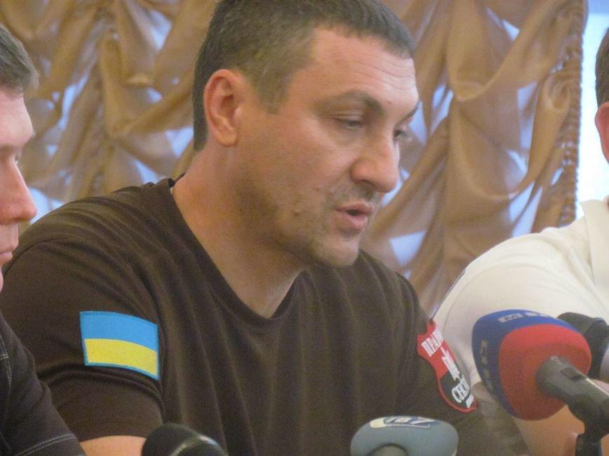 Мариупольцы не выпустят украинские войска из Широкино, если будет приказ о выводе, - общественники (ФОТО), фото-5
