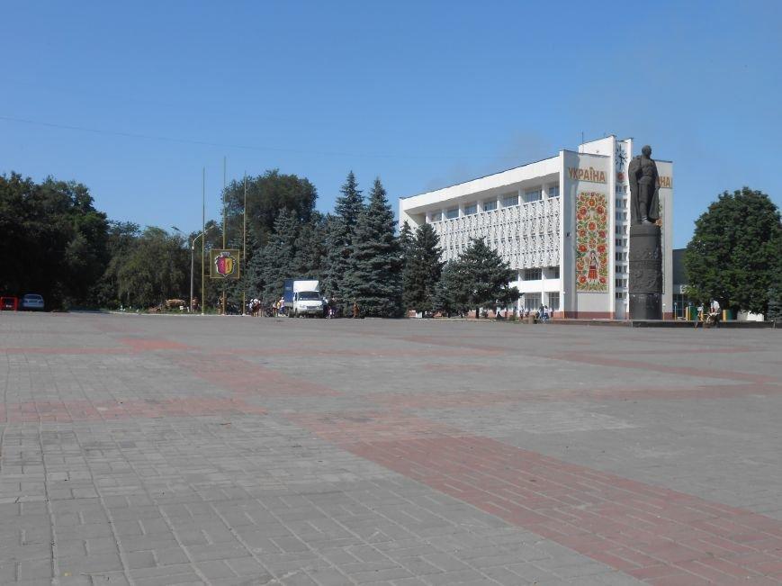 В Днепродзержинске завершилась акция протеста против городского головы (фото) - фото 4