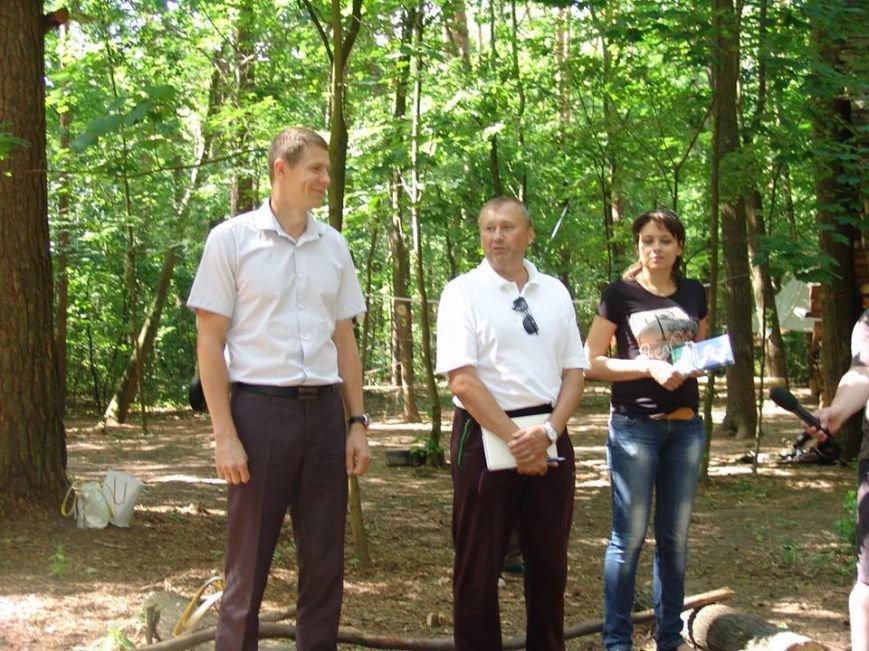 Березенко собрал студенческий актив на спортивно-интеллектуальный квест (фото) - фото 1
