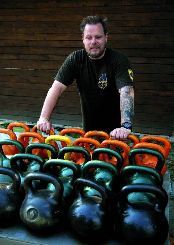 Скандинав из «Азова» рассказал об обороне Широкино (ФОТО), фото-1