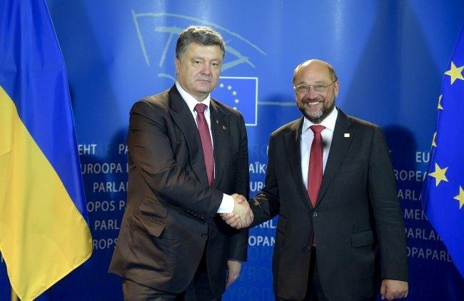 Виступ Президента Європарламенту Мартіна Шульца у Верховній Раді України (фото) - фото 2