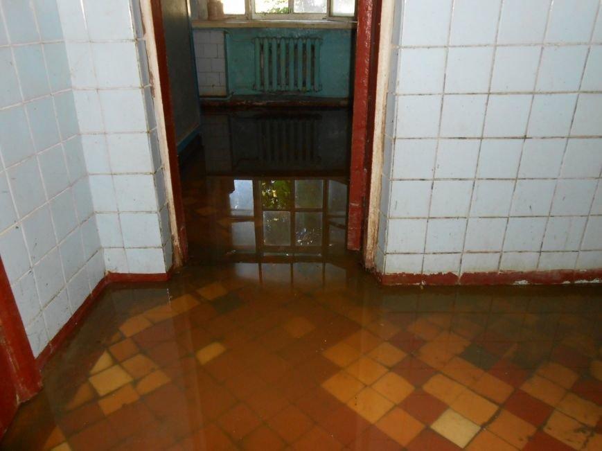 В Сумах жители КРЗ неделю «тонут в фекалиях» (ФОТО), фото-5