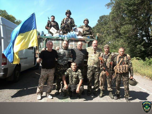 Волонтери ГФ Славутич (1)
