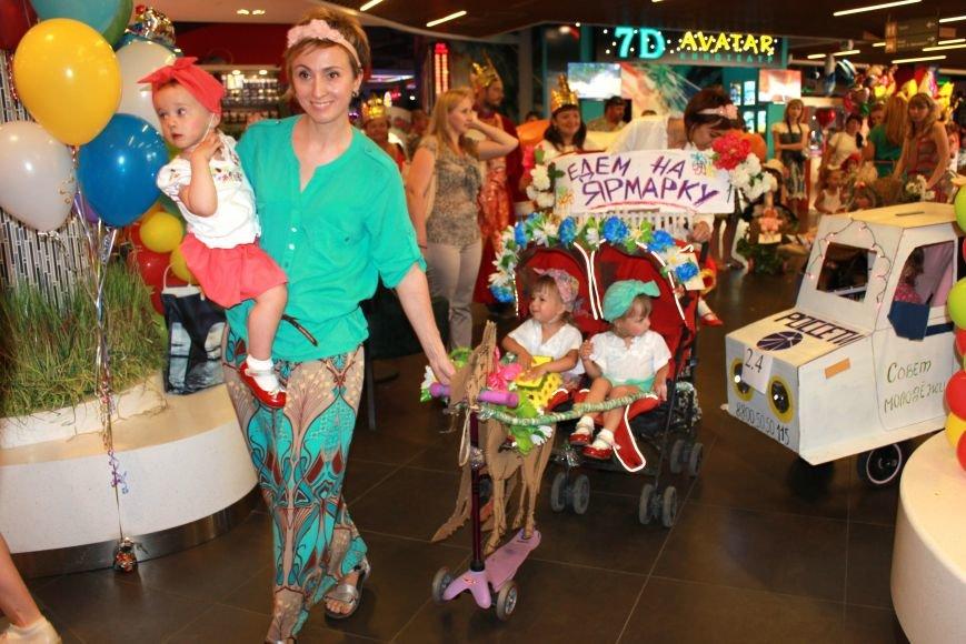 В Белгороде прошёл парад необычных детских колясок, фото-6