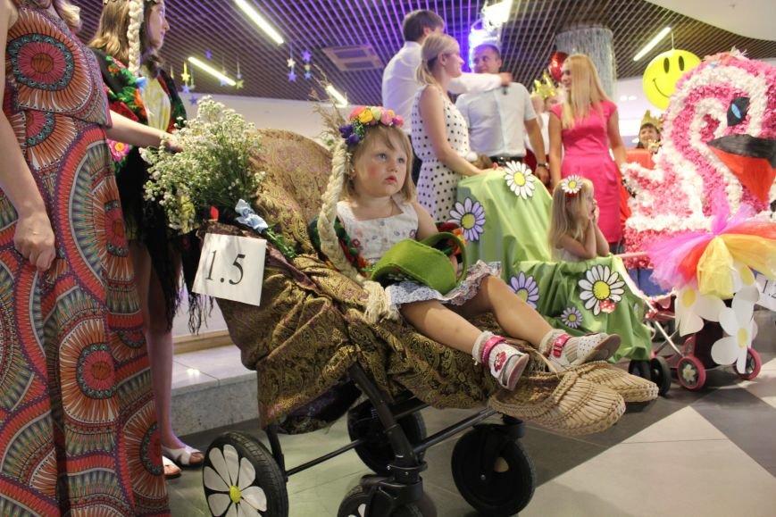 В Белгороде прошёл парад необычных детских колясок, фото-3