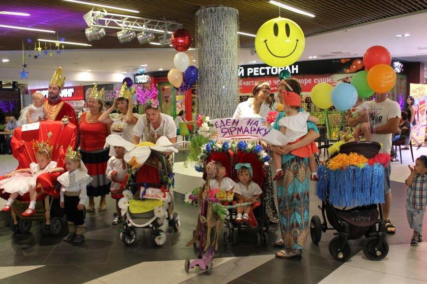 В Белгороде прошёл парад необычных детских колясок, фото-2