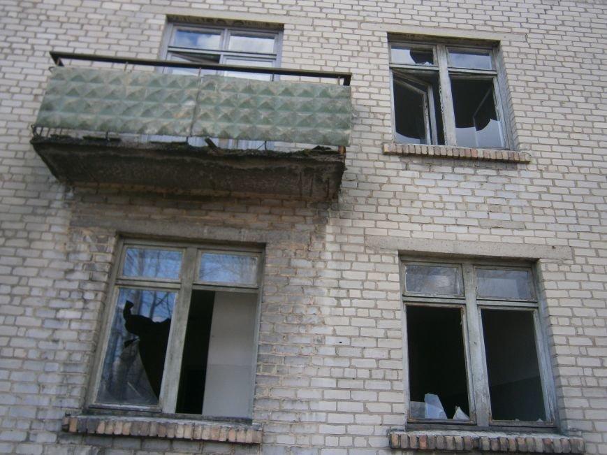 В Димитрове намерены восстановить 3 корпуса больницы, разрушение которых допустила нынешняя местная власть (ФОТО) (фото) - фото 7