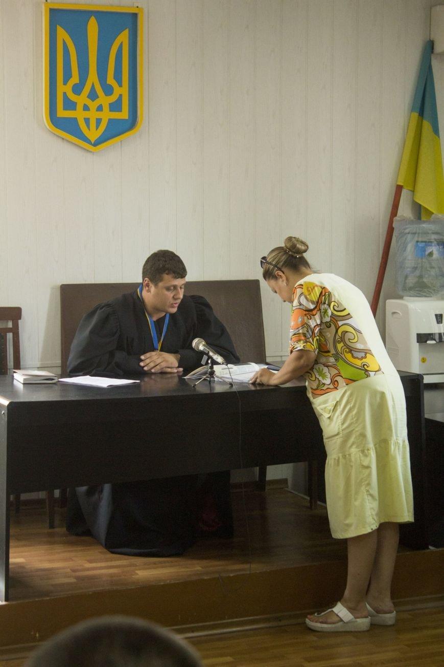 В Днепродзержинске судья рассказал, как бороться с незаконным повышением тарифов на проезд в маршрутках (фото) - фото 3