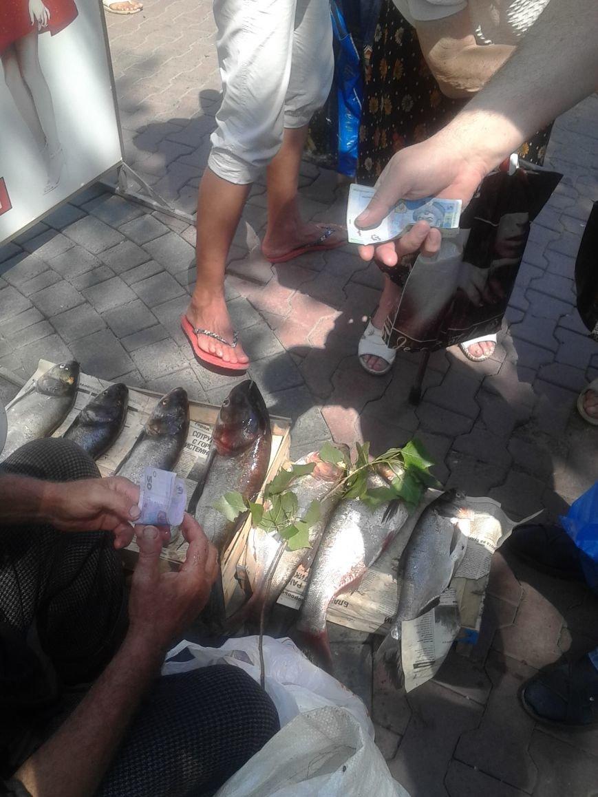 Мариупольцы жалуются на стихийную торговлю на Левобережье (ФОТО), фото-6