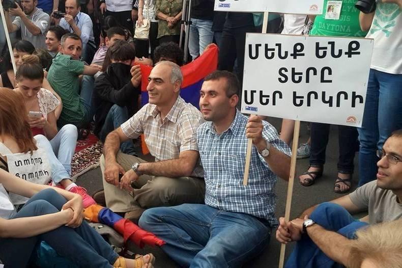 Самвел Мовсесян: «Населению Армении во время протестов приходится взвешивать каждое свое действие» (фото) - фото 3