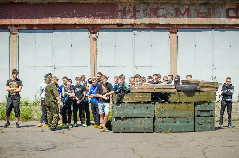 Днепродзержинских школьников учат собирать беспилотники, защищаться от нападения и быть настоящими патриотами (фото) - фото 4
