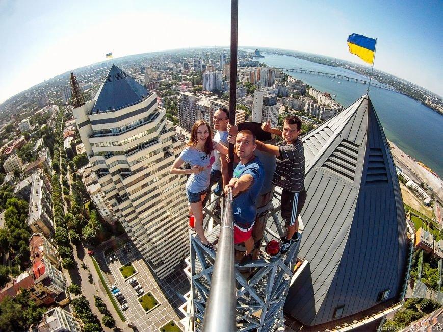В чем секрет фото на днепропетровских «Башнях»? (ФОТО) (фото) - фото 1