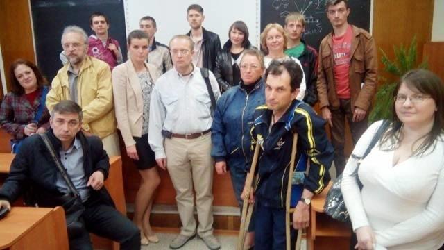 На Днепропетровщине люди с инвалидностью осваивают новую профессию грантрайтера, фото-1