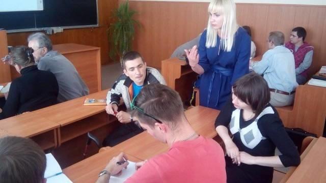 На Днепропетровщине люди с инвалидностью осваивают новую профессию грантрайтера, фото-4
