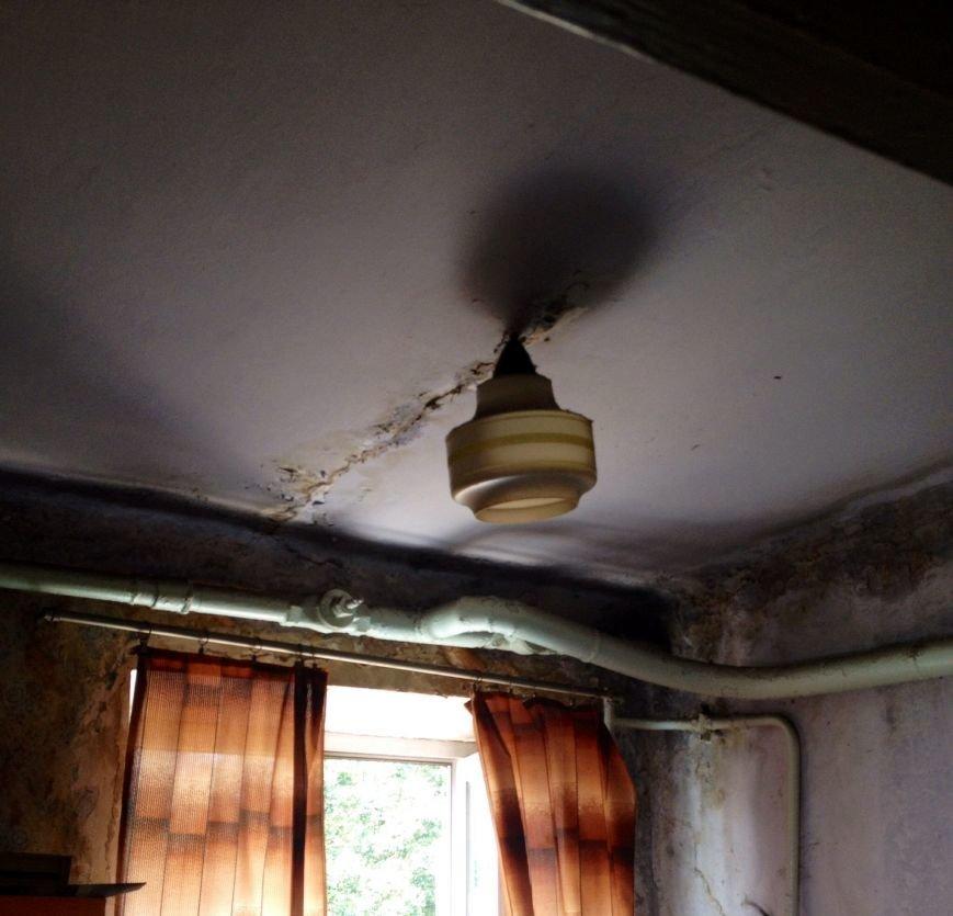 В Днепродзержинске жильцы треснувшего дома ожидают решения проблемы, фото-1