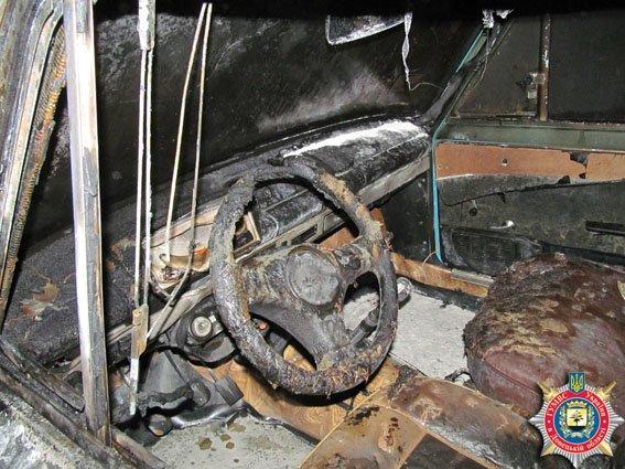 Во время возгорания на газовой заправке пострадала краматорчанка (фото) - фото 2