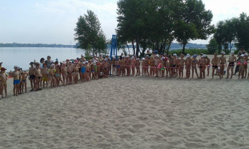 В Днепродзержинске открылся клуб детского плавания «Я умею плавать», фото-4