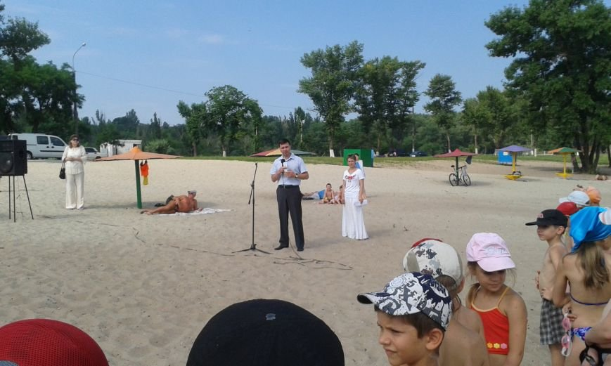 В Днепродзержинске открылся клуб детского плавания «Я умею плавать», фото-3