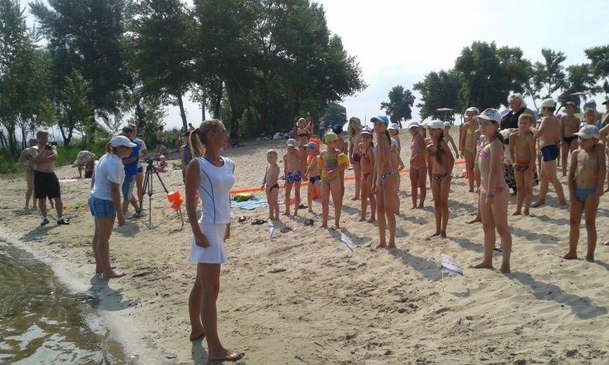 В Днепродзержинске открылся клуб детского плавания «Я умею плавать», фото-6