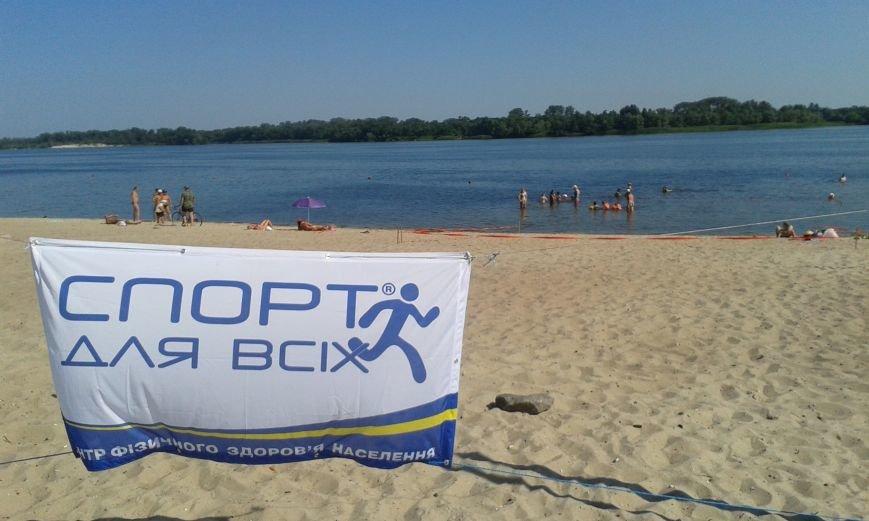 В Днепродзержинске открылся клуб детского плавания «Я умею плавать», фото-2