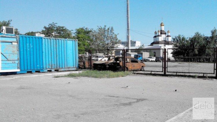 Сектор «Ж» — репортаж из Мариуполя, фото-2