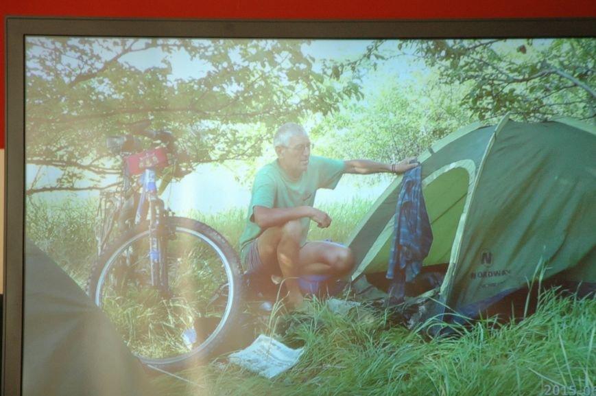 Запорожский путешественник объехал прифронтовую зону на велосипеде (ФОТО), фото-10
