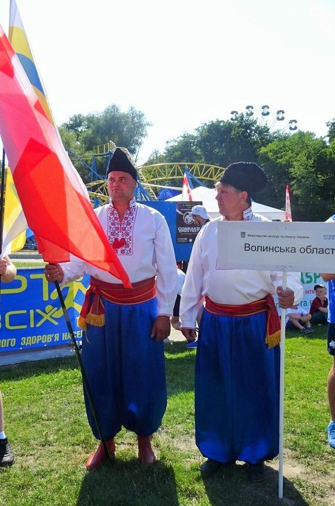 Всеукраїнський фест «Козацькі розваги» на Волині (ФОТО) (фото) - фото 1